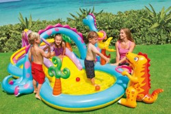INTEX PLAYCENTER JUNGLE 333X229X112 CM