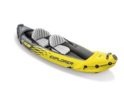 INTEX CANOA EXPLORER K2 312X91X51 CM