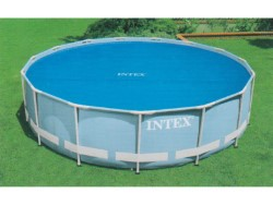 INTEX COPRIPISCINA TERMICO DIAMETRO CM.457