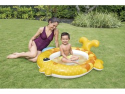 PISCINA BABY GOLDFISH 140x124 - INTEX