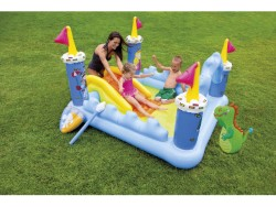 INTEX PLAYCENTER CASTLE 185X152X107 CM