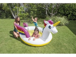 PISCINA UNICORNO 272x193x104 - INTEX