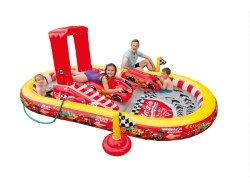 INTEX CARS PLAYCENTER 348X198X121 CM