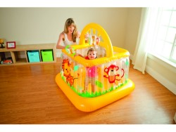 INTEX BOX BABY GYM