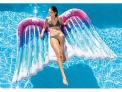 Intex materassino gonfiabile angel  cm. 216x155x20h