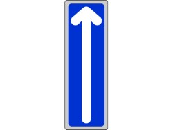 ETICHETTA ADESIVA 15x5 - FRECCIA - PEZZI 10