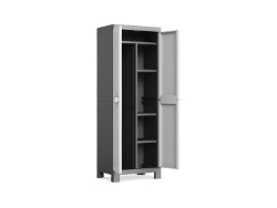 ARMADIO RESINA PORTA SCOPE 65X45X182 CM LOGICO - KIS