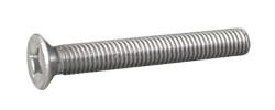 VITE IN ACCIAIO INOX TSP DIN 965  mm. 5x16