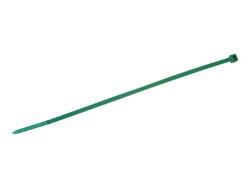 FASCETTE CABLAGGIO 100x2,5 CF. 100 PEZZI VERDE