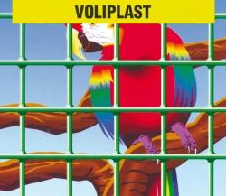 RETE ZINCATA/PVC VOLIPLAST 13X13 H. 50