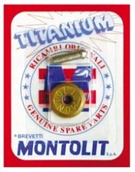 Montolit ROTELLA D'INCISIONE IN TITANIO art. 241  T