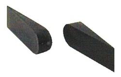 DISTANZIATORE A CUNEO IN PLASTICA PER PAVIMENTI 500 PZ.  mm. 0-5
