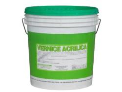 VERNICE ACRILICA BIANCA - 18 KG
