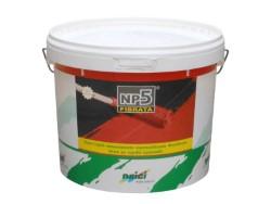 Guaina liquida np5 kg. 5 fibrata bianca - naici