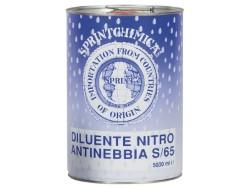 DILUENTE NITRO ANTINEBBIA S/65 SPRINTCHIMICA LT.5