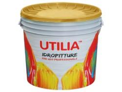 Utilia IDROPITTURA LAVABILE ANTIMUFFA col.Bianco Lt.4