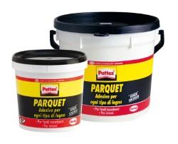 "COLLA "" PATTEX PARQUET "" HENKEL KG.5 - 4 PEZZI"