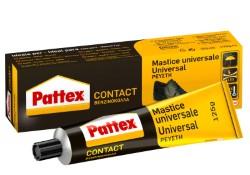 """COLLA """" PATTEX CONTACT MASTICE UNIVERSALE GR. 50 - 12 PEZZI"""