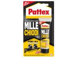 "COLLA "" PATTEX MILLE CHIODI ORIGINAL "" PER INTERNI GR.100 - 12 PZ"