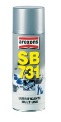 "LUBRIFICANTE SPRAY ""SB 731"" ML.400 AREXONS"