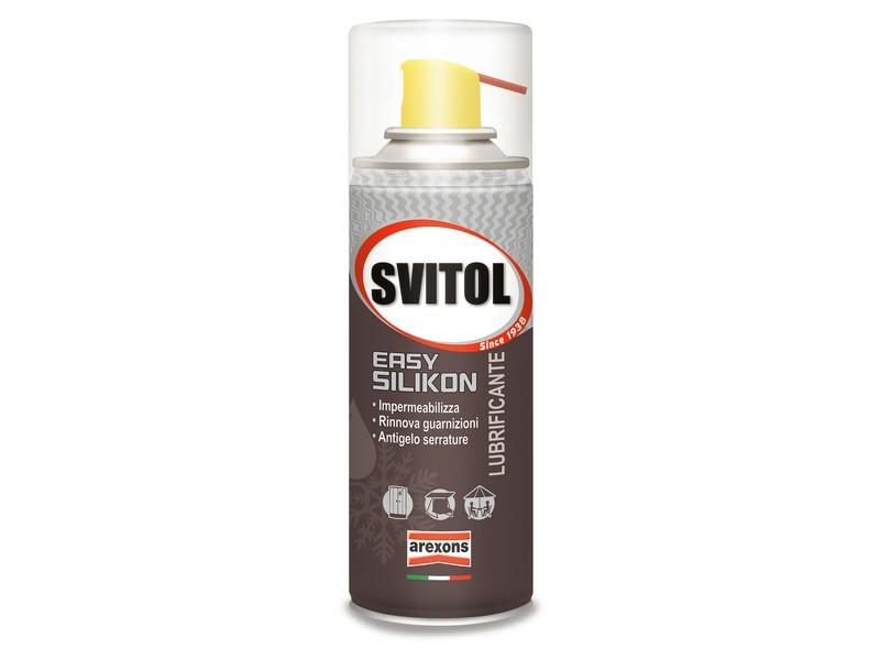 Arexons SPRAY LUBRIFICANTE SVITOL EASY SILIKON  ml.200