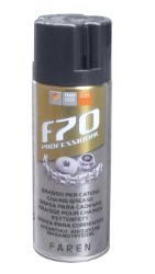 Faren SPRAY GRASSO PER CATENE F70  ml. 400