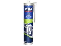 Tytan SILICONE ACETICO UNIVERSALE  1.0 ml. 280 - Bianco