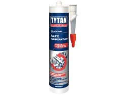 TYTAN SILICONE ALTE TEMPERATURE ML300 ROSSO