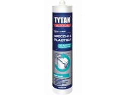 TYTAN SILICONE SPECCHI E PLASTICA ML.300 TR.