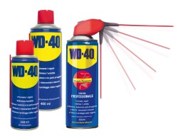 SPRAY LUBRIFICANTE WD-40  ml. 200 (in display)
