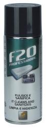 """PULITORE IGIENIZZANTE PER CLIMATIZZATORI """" F20 """" ML.400 - 12 PEZZI"""