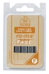 Romeo Maestri PUNTI PER CAVETTI IN BLISTER 864 PZ. Mod.88/14 mm.14