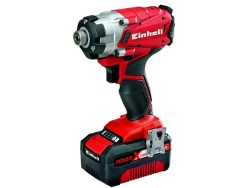 Einhell avvitatrice con caricabatterie litio in kit