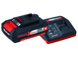 EINHELL BATTERIA + CARICABATTERIA '' POWER-X-CHANGE ''