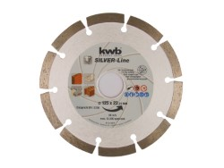Einhell disco per scanalatore 125x22,2mm