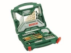Bosch SET AVVITAMENTO E FORATURA X-70 TITANIUM 70 pezzi