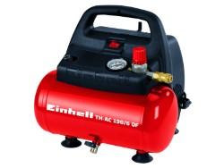 Einhell COMPRESSORE LT. 6 TH-AC 190/6 OF  1,5 Hp