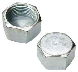 Calotta esagonale in acciaio zincato 1/2''