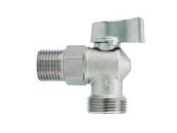 Itap rubinetto a sfera in ottone attacco lavatrice art. 392 mis. 1/2