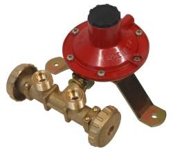 CENTRALINA GAS 2 USCITE - 4 KG/H