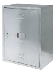 Mobiletto per contatore gas 50x40x25 cm.