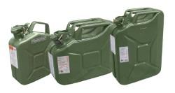 Tanica metallo carburante - 5 lt