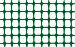 RETE IN PLASTICA SQUARE 10x10 rotolo mt.50 H. cm. 100 - Bianco