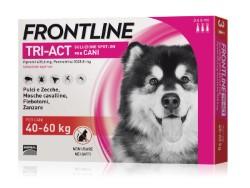 Frontline ANTIPARASSITARIO TRI-ACT  per cani 40÷60 kg (cf.3 pipette)