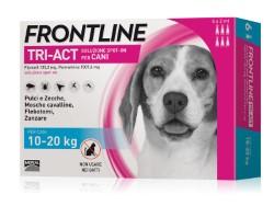 Frontline ANTIPARASSITARIO TRI-ACT  per cani 10÷20 kg (cf.6 pipette)