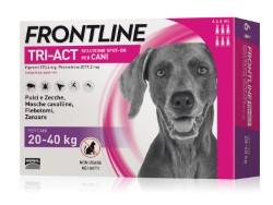 Frontline ANTIPARASSITARIO TRI-ACT  per cani 20÷40 kg (cf.6 pipette)
