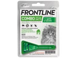 Frontline Combo ANTIPARASSITARIO COMBO  per gatti (cf. 1 pipetta)