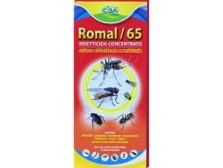 INSETTICIDA MULTI INSETTO CONCENTRATO 'ROMAL/65'  ml.250