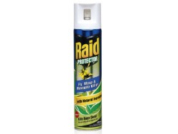 RAID INSETTICIDA OUTDOOR SPRAY 400ML