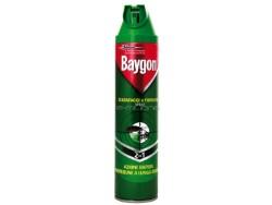 Baygon INSETTICIDA SPRAY SCARAFAGGI E FORMICHE PLUS  ml. 400